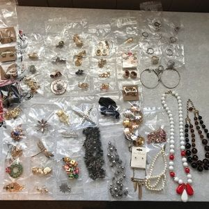 Jewelry - Reseller Bundle-Not-a-Mystery Box 57 Pc Jewelry